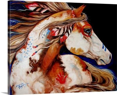 Indian War Horse