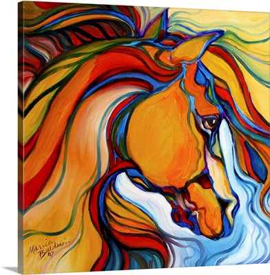 Southwest Abstract Horse