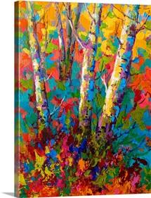 Abstract Autumn II