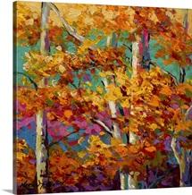Abstract Autumn III