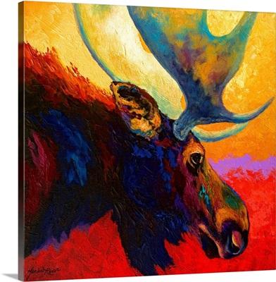 Alaska Spirit Moose