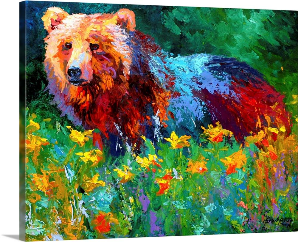 Wildflower Grizz