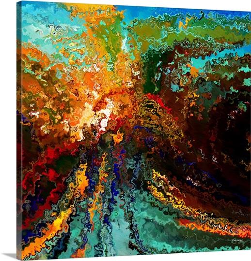 Genesis 1:1, Painting with Light*