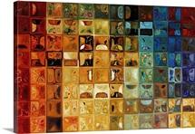 Modern Tile Art #22, 2008