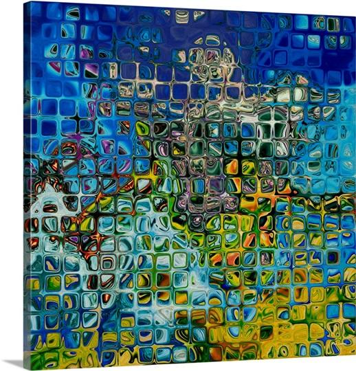 Modern Tile Art #8, 2008