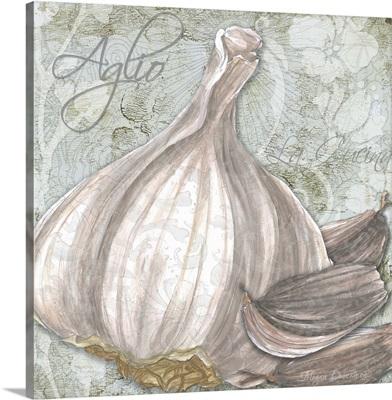 Buon appetito - Garlic