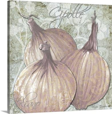 Buon appetito - Red Onions