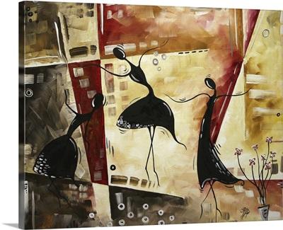 Dancing Butterflies - Contemporary Ballet Dancers