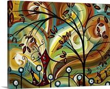 Fall Colors 200 - Contemporary Pop Art
