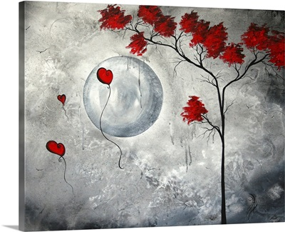 Far Side Of The Moon - Contemporary Art