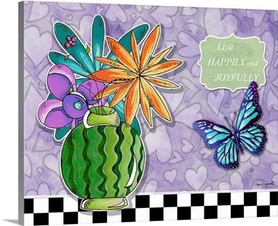 Flower Pot IX