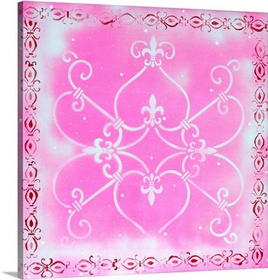Garden Delight - Pink Fantasy