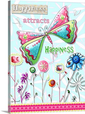 Happiness Attracts Happiness