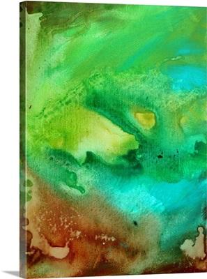 Nebula II - Abstract Art Decorative Painting