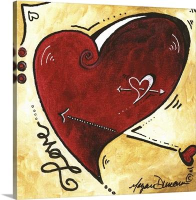 Pop of Love No.1- Love Beats Strong