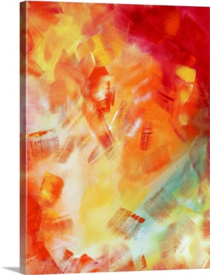 Spring Is Here I - Abstract Contemporary Style