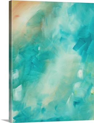 Spring Is Here II - Abstract Contemporary Style