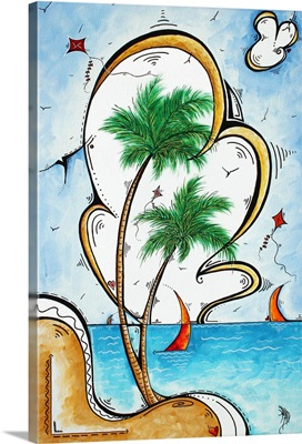 Summer Daze - Contemporary Beach Kite