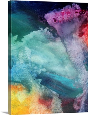 Swirling Beauty II - Abstract Painting