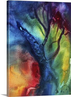 The Beauty Of Color III - Abstract Painting