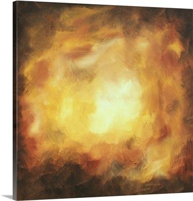 Thunderstorm III - Abstract Contemporary Art