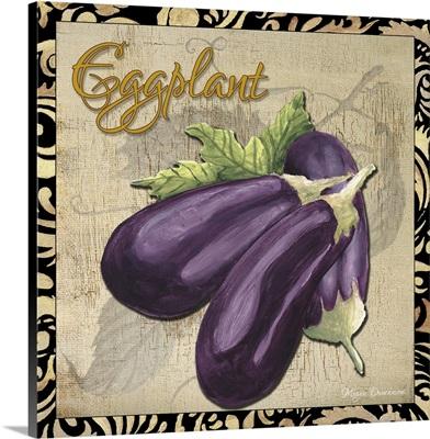 Vegetables I - Eggplant