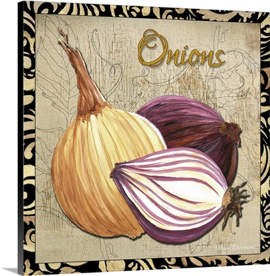 Vegetables II - Onions
