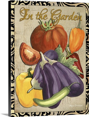 Vegetables V - In The Garden