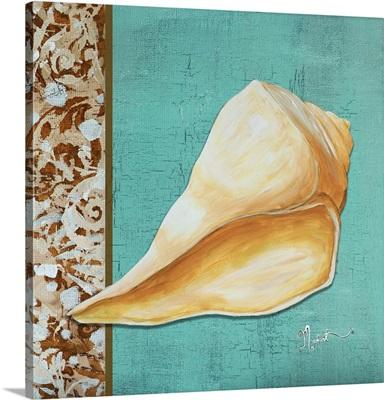 Yellow Sea Shell