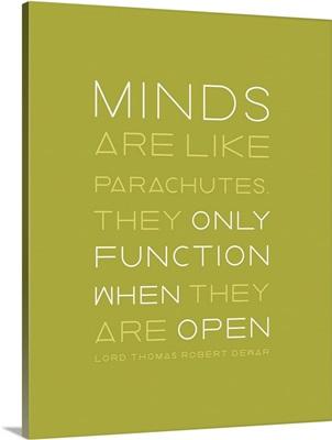 An Open Mind - Celery