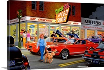 Crazy Ed's Speed Shop