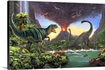 Dino Attack!!!