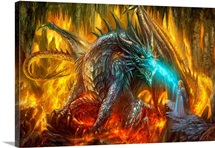 Dragon Of The Labyrinth