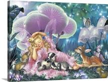 Fairy Asleep