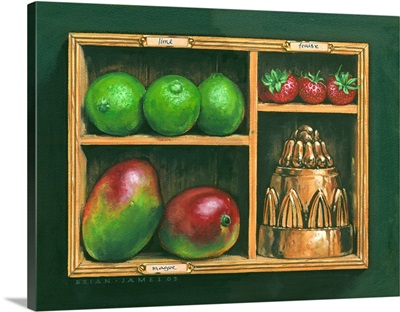 Fruit shelf