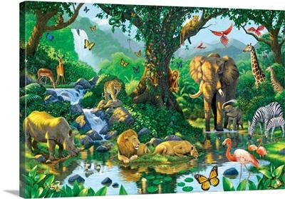 Jungle Harmony
