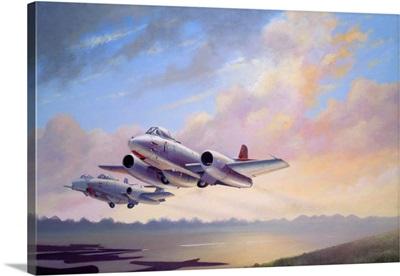 Meteoric' Gloster Meteor