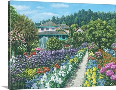 Monets Garden, Giverny