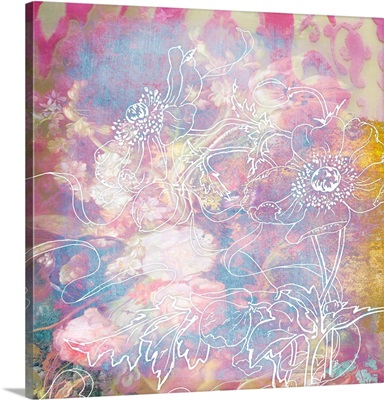 Sketchflowers - Posy
