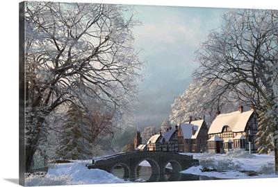 Snow Scene IV