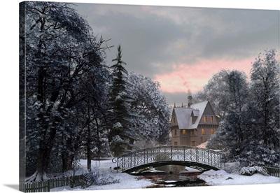 Snow Scene V