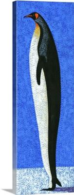 Tall penguin