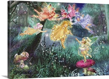 The six Fairies