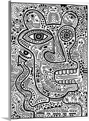 Tiki Head I
