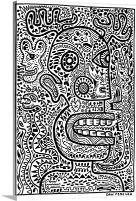 Tiki Head II