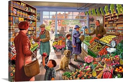 Village Greengrocer