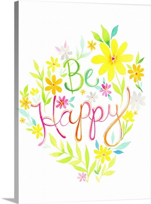 Be Happy - Be Happy