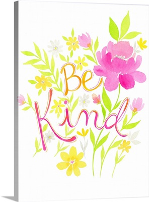 Be Happy - Be Kind
