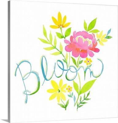 Be Happy - Bloom