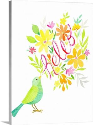 Be Happy - Hello bird